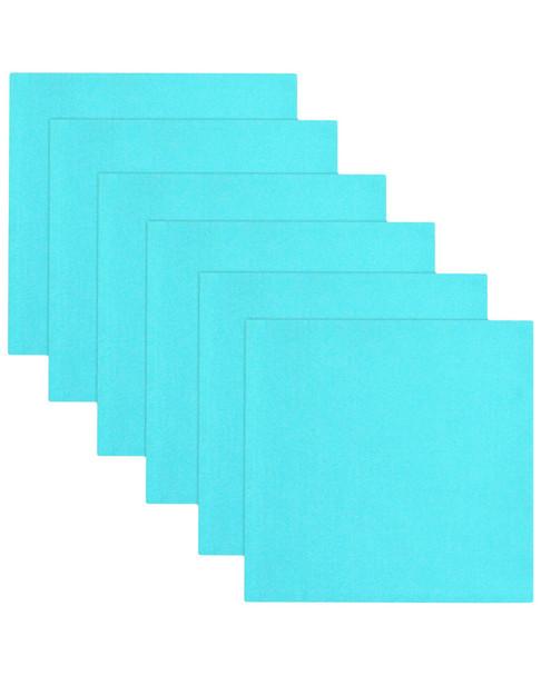 Design Imports Set of 6 Cotton Napkins~30108196690000