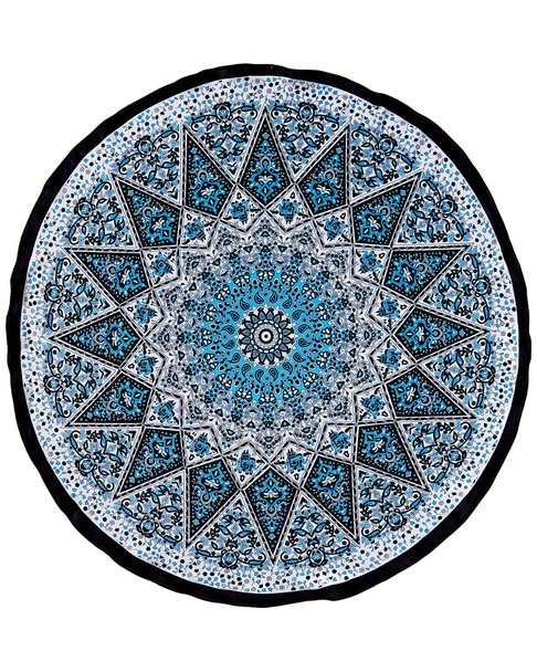 Espalma Indiana Round Beach Towel~30303438980000