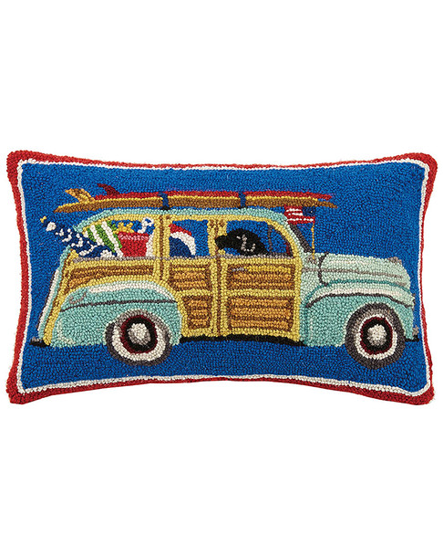 Peking Handicraft Station Wagon Hook Pillow~30400079540000