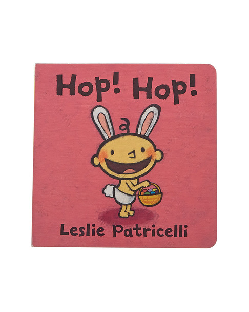 "Candlewick Press ""Hop! Hop!"" by Leslie Patricelli~50408317910000"
