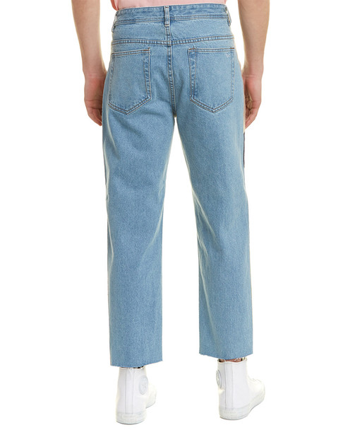 Barney Cools B.Relaxed Stonewash Straight Crop~1010167367