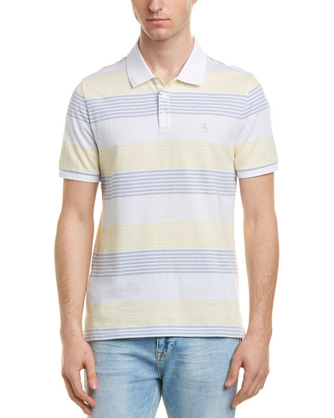 Original Penguin Stripe Polo~1010183190