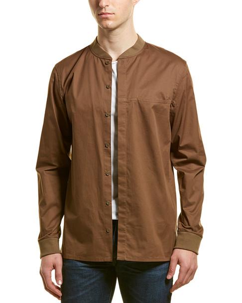 Helmut Lang Bomber Shirt~1010189051