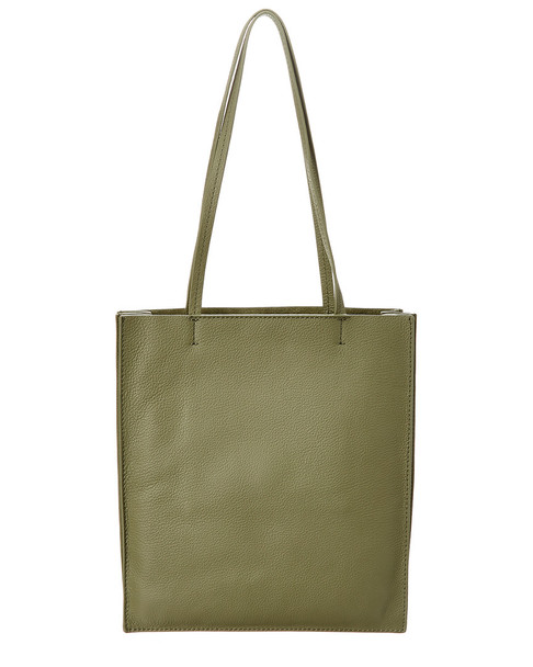 Steven Alan Maddox Accordion Gusset Leather Tote~11601679270000