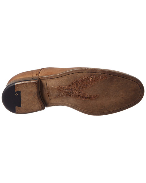 John Varvatos Collection Stanton Leather Derby Shoe~1312174565