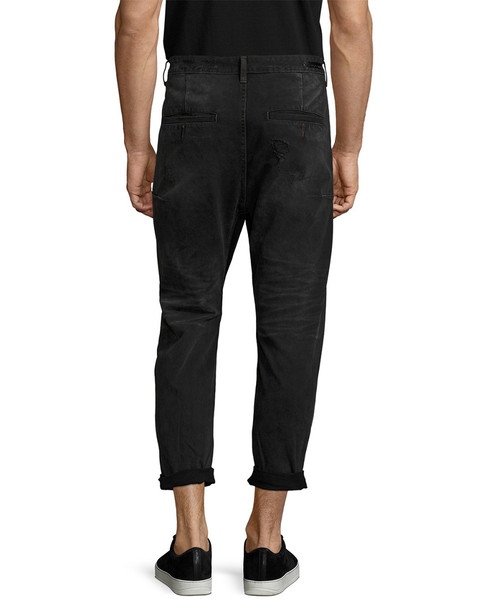 One Teaspoon Mr. Browns Straight Fit Distressing Pant~1313901783