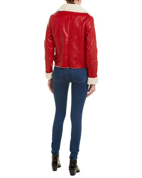 Blank NYC Moto Jacket~1411113787