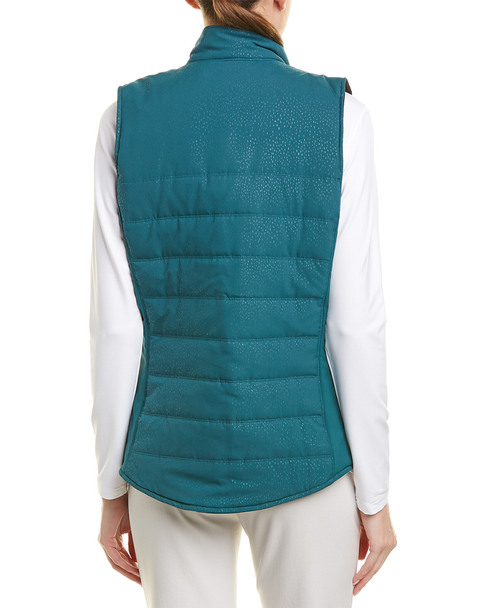 adidas Golf Reversible Quilted Vest~1411308449