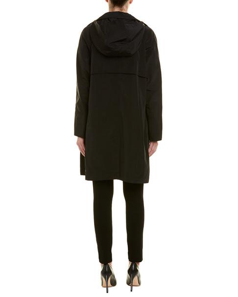 Jane Post Mock Double Raincoat~1411368619