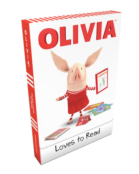 Olivia Loves To Read~50403209050000