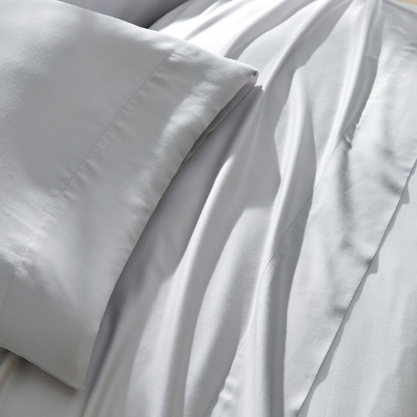 Washed Tencel Sheet Set~Platinum*2A8655S
