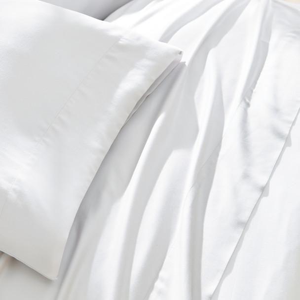 Washed Tencel Sheet Set~White*2A8655S