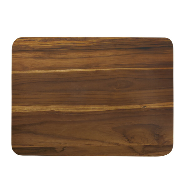 Anolon Pantryware 16-inch x 12-inch Teak Wood Cutting Board~46649