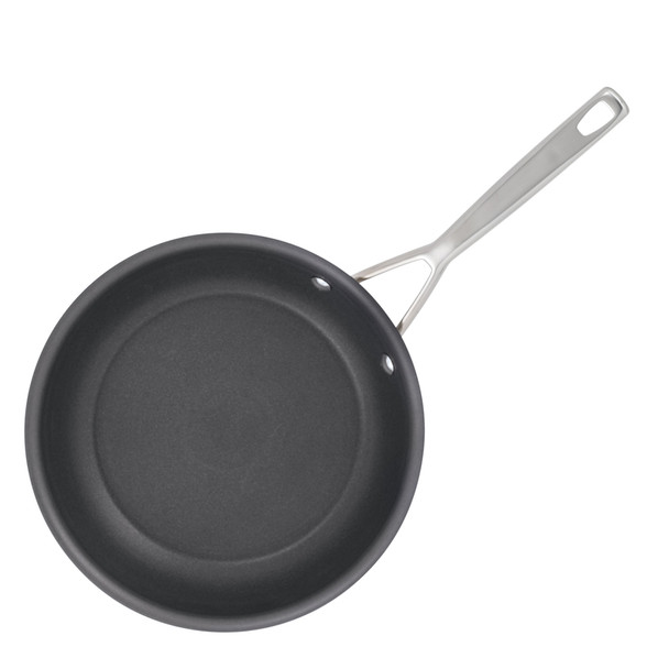 Anolon Tri-Ply Clad Stainless Steel 12.75-inch Nonstick French Skillet~30829