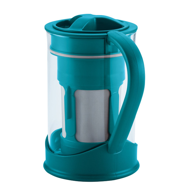 BonJour 50.7-Ounce Cold Brew Coffee Maker - Aqua~47113