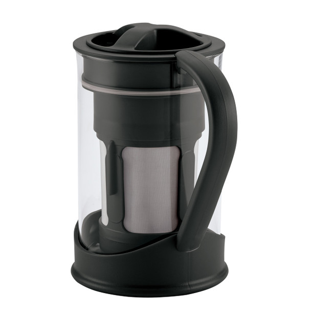 BonJour 50.7-Ounce Cold Brew Coffee Maker - Black~47112