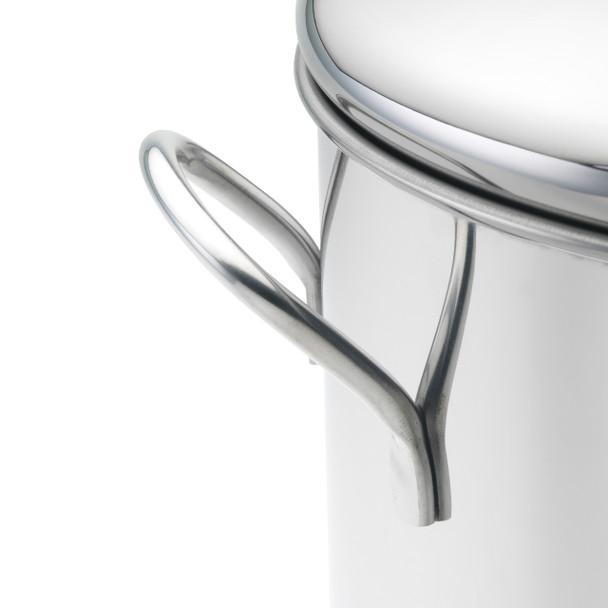 Farberware Classic Stainless Steel 16-Quart Covered Stock Pot~50009