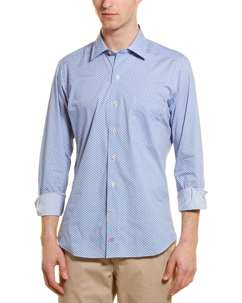 David Donahue Woven Shirt~1010167143