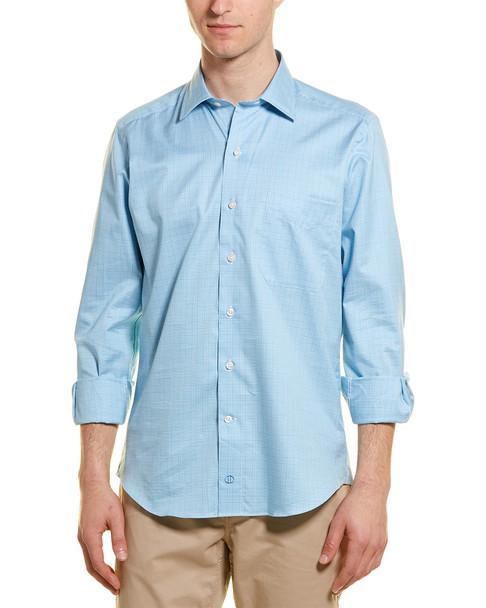 David Donahue Woven Shirt~1010167144