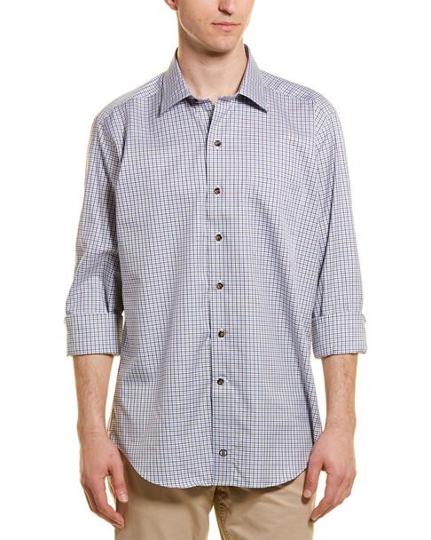 David Donahue Woven Shirt~1010167160