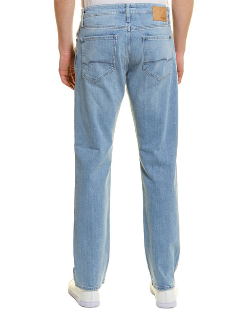 Mavi Jeans Zach Light Tonal Summer Straight Leg~1010187611