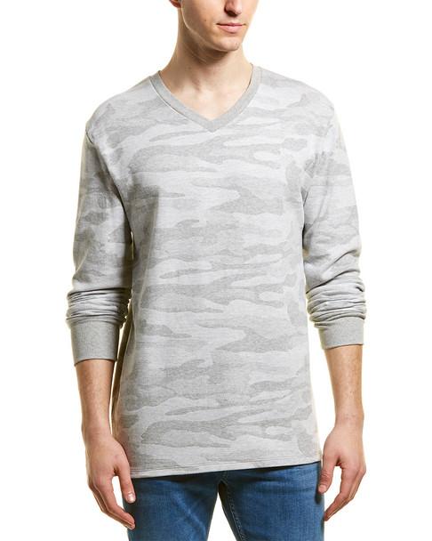 KARL LAGERFELD Camo Sweater~1010197038