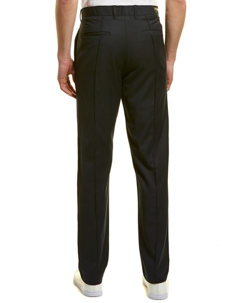 KARL LAGERFELD Pintuck Wool-Blend Trouser~1010197095