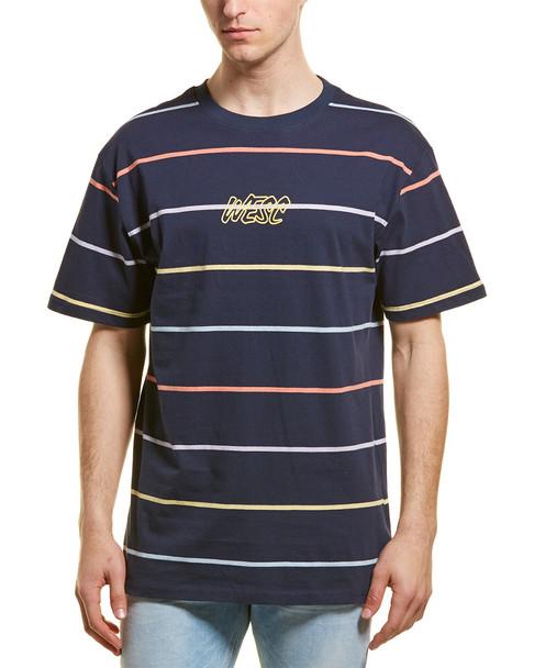 WeSC Mason Yarn Dye T-Shirt~1010198962