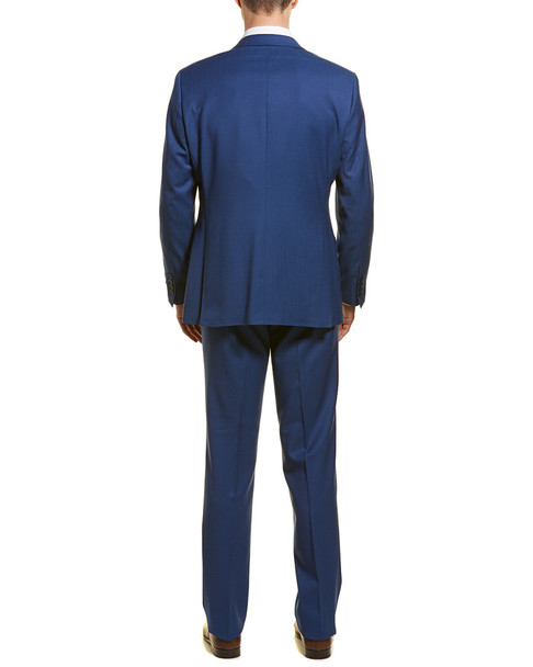 Enzo 2pc Wool Suit with Flat Plant~1011138125