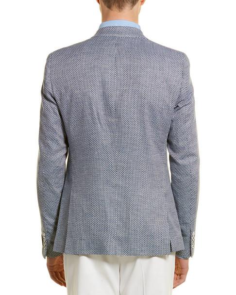 Paisley & Gray Smithfield Linen-Blend Slim Fit Blazer~1011964983