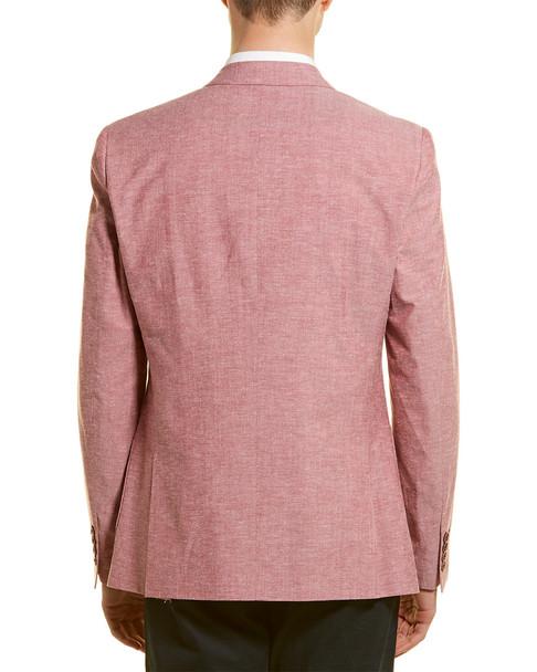 Paisley & Gray Linen-Blend Slim Fit Blazer~1011964986