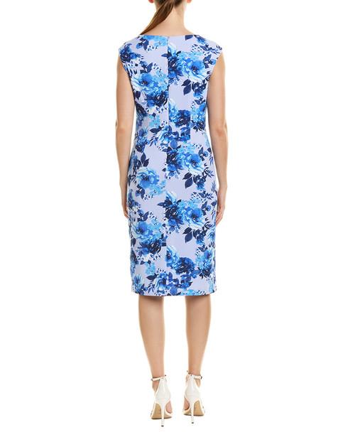 Donna Ricco Sheath Dress~1050977243