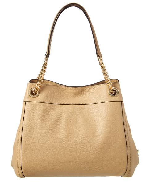 Coach Edie Leather Shoulder Bag~11601835240000