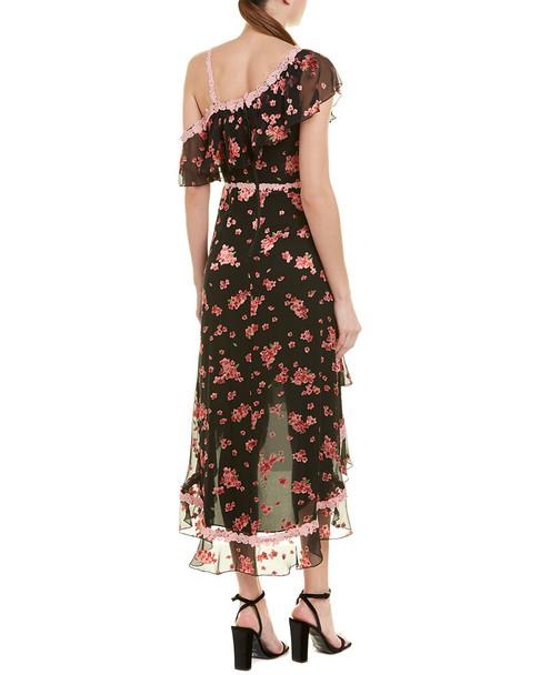 alice + olivia Caydon Midi Dress~1411044519
