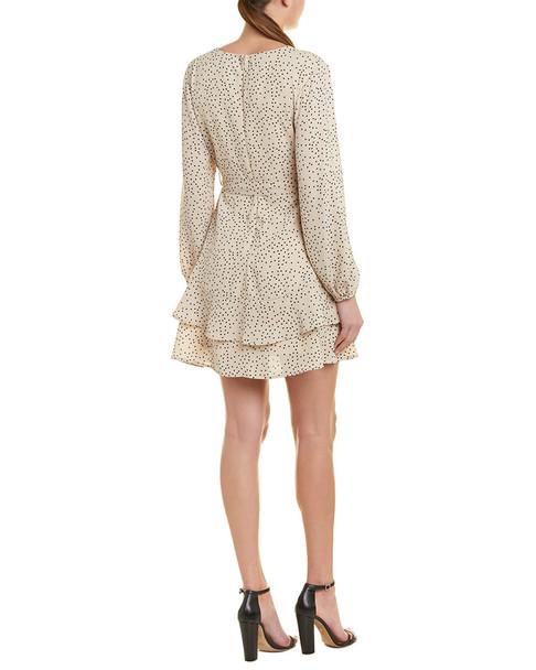 Harper Ruffle A-Line Dress~1411147104