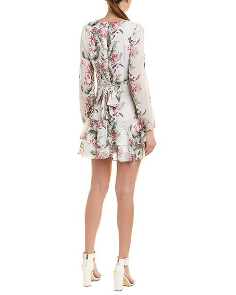 Harper Floral A-Line Dress~1411161163