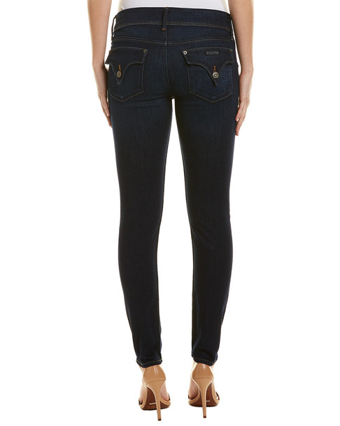 HUDSON Jeans Collin Classic Blue Skinny Ankle Cut~1411184904