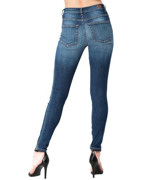 Sneak Peek High-Rise Skinny Leg~1411195961