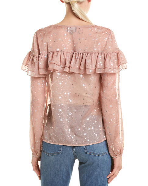 LUMIERE Ruffled Blouse~1411203966