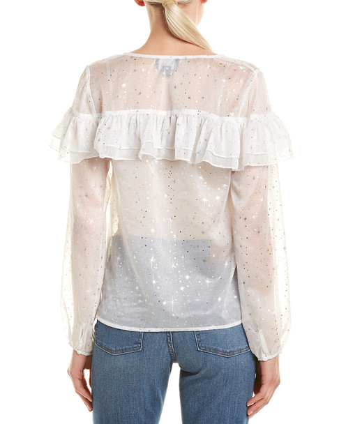 LUMIERE Ruffled Blouse~1411203967