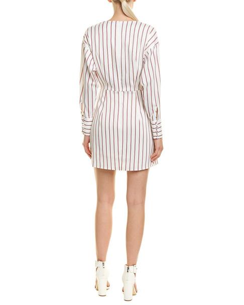 Nicholas Twist-Front Shirtdress~1411273677