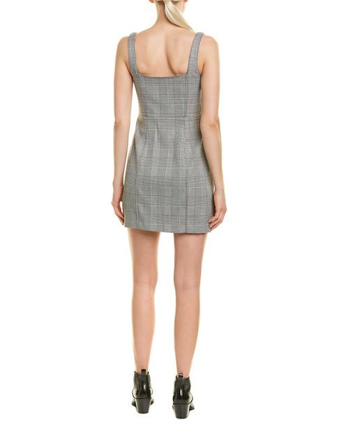 Nicholas Suiting Mini Dress~1411595047