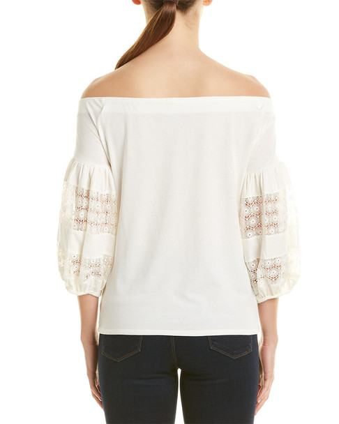 1.STATE Off-The-Shoulder Top~1411607741