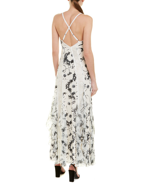alice + olivia Jayda Silk Maxi Dress~1411896366