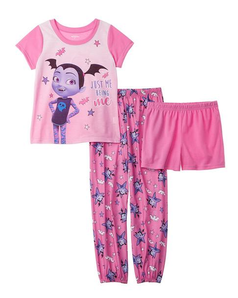 Character Sleepwear Vampirina 3pc Pajama Set~1511134879