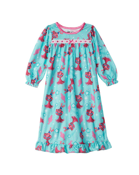 Character Sleepwear Trolls Nightgown~1511134888
