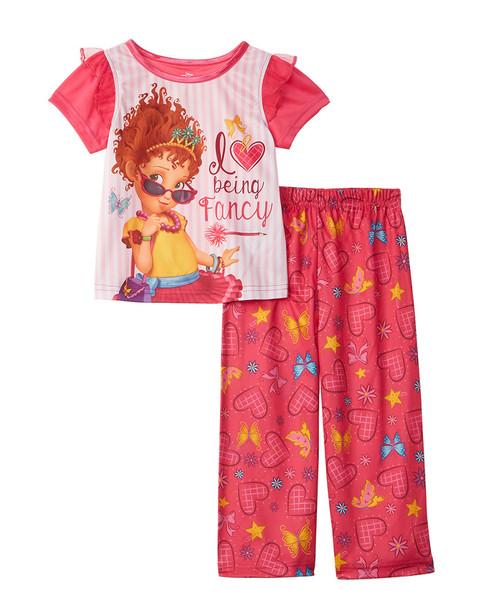 Character Sleepwear Fancy Nancy 2pc Pajama Set~1511135051