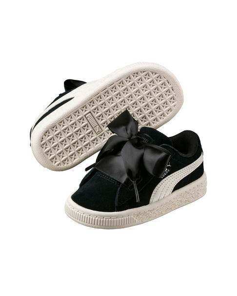 Puma Kids Suede Heart Jewel PS Sneaker~1511141998