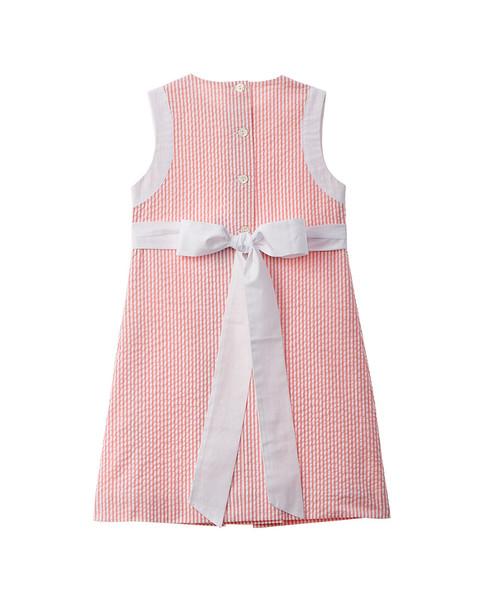 Oscar de la Renta Seersucker Dress~1511184014