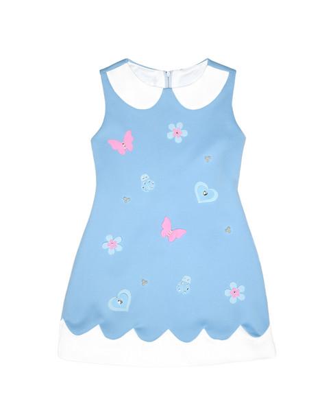 Biscotti Shift Dress~1511185506